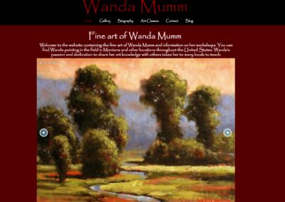 Wanda Mumm
