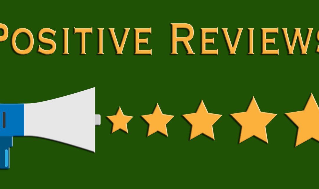 Why Positive Reviews Are Important to Your Small Business